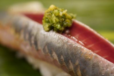 20190608-3 豊洲 寿司処 やまざきさん、お好みで季節のネタを色々握ってもらって