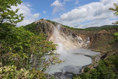 札幌、コンサートのついでにふらっと(2) 登別温泉