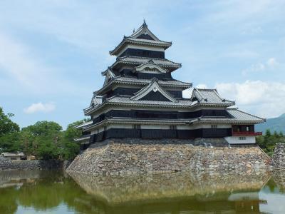 国宝松本城を訪ねて