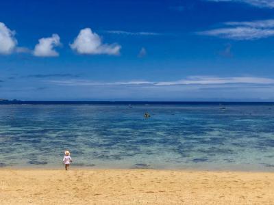 家族旅行♪初めての石垣島♪弟家族と行く0歳2歳4歳9歳連れて3泊4日8人旅!peachに乗って行ってみた!後編