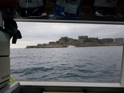 日帰りで行く、世界文化遺産・軍艦島上陸ツアー