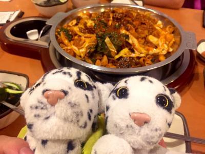 韓国ソウル旅行記201906 食べまくり買いまくりな1日目