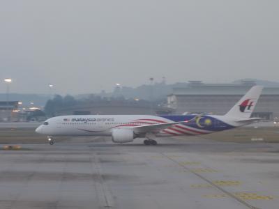 2019年GWの旅 マレーシア航空 ビジネスクラス(成田→クアラルンプール→デンパサール)搭乗記