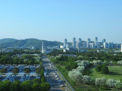 韓国 「行った所・見た所」 大田の東横イン大田政府庁舎前に連泊して大田駅近くで食事をしました