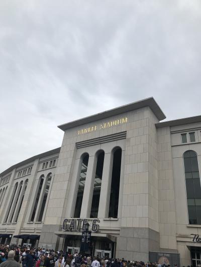 ニューヨーク スポーツ観戦と夜景
