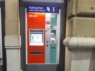 クリスマスのドイツ<フランクフルト・2>Heidelberg-Frankfurt am Main