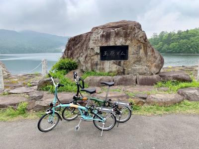 玉原ダムでサイクリング!吹割の滝でマイナスイオン!