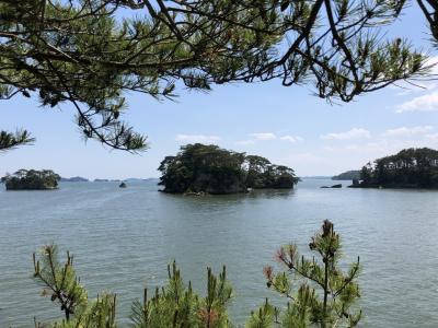 お散歩in松島