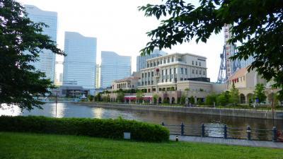 〔横浜ロイヤルパークホテル〕に泊まる、令和初誕生日記念旅行【みなとみらいエリア散策(夕方)編】
