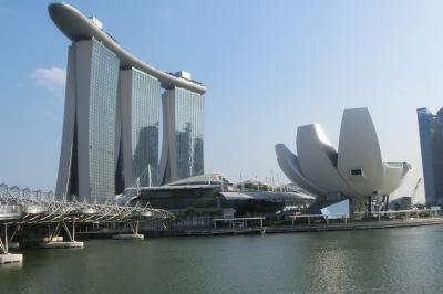 「さよならシンガポール&旅のまとめ」~ マーライオンとローカルグルメ制覇の4泊6日の旅⑨