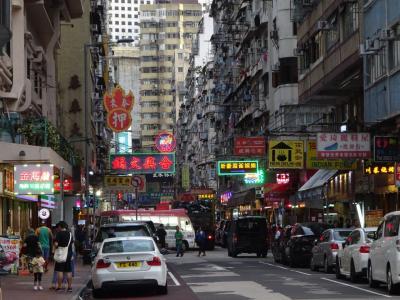 ANAマイルで行く週末弾丸香港旅