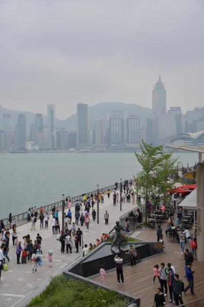 甥っ子3歳とお義父さんも一緒の香港の旅、ついでにマカオの3泊4日 3日目~4日目 #これが香港だよ、お義父っつぁん。#