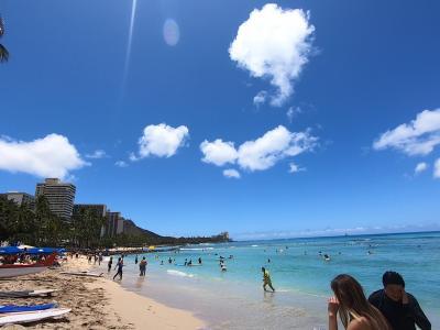 ハワイ島・オアフ島8日間の旅 ②
