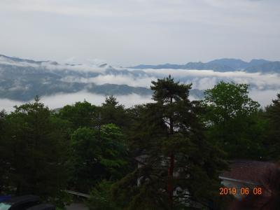 2019年6月/雨降りの温泉へgo!!草津温泉「季の庭」初めて来訪-「木の葉」3回来訪