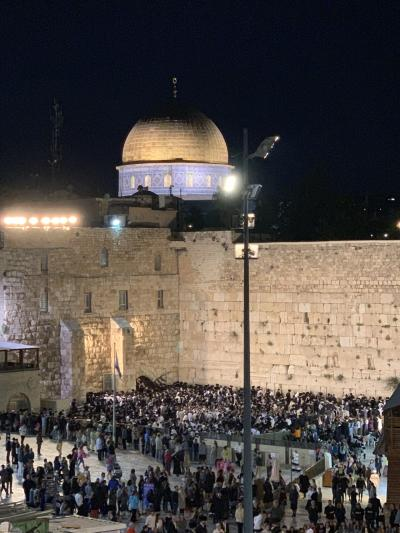 GW*ロシアとイスラエルの旅*9日間④まるっとエルサレム観光(後編)