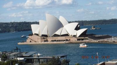 2回目のシドニー★今回はロックス地区を重点に観光フリー