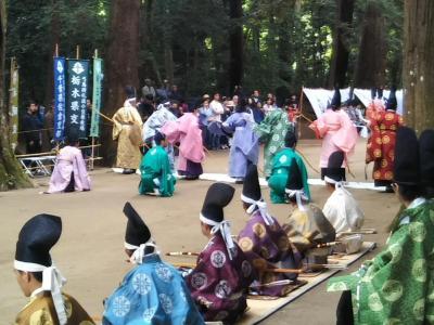 息栖神社と鹿島神宮、茨城のパワースポット神社巡り