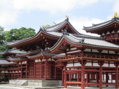 梅雨入り前に平等院、帰りは奈良でタップバー