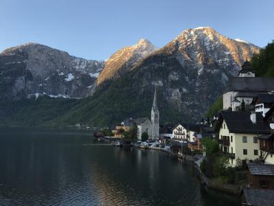 GWチェコ・オーストリア旅行⑤ ハルシュタット