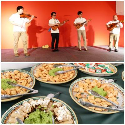 日本の中の外国 ⑥ - メキシコ大使館で開かれたコンサートにExcited!