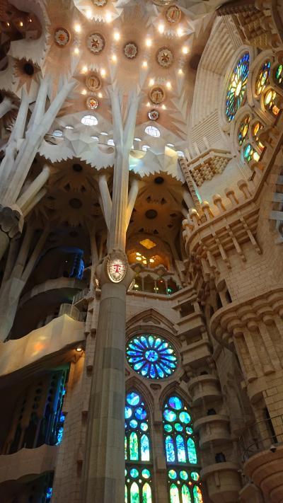バルセロナ3日間!おいしい物を食べて、モデルニスモにひたる旅①