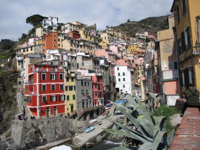 2019年 ウンブリア、トスカーナの小さな街と北イタリア ⑧チンクエテッレ【リオマッジョーレ】