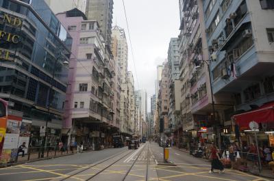 LCCで弾丸 海外初心者が行く香港 ~「恋する惑星」を探して~その1