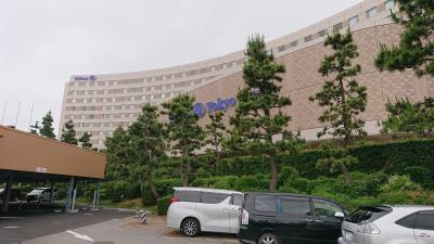 ヒルトン ダイモンド継続維持宿泊2 Tokyo Bay