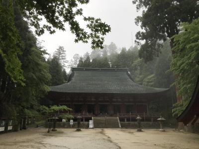 6月の旅 ⑥  ~  比叡山延暦寺