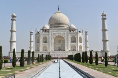 海外旅行 インド GWの旅