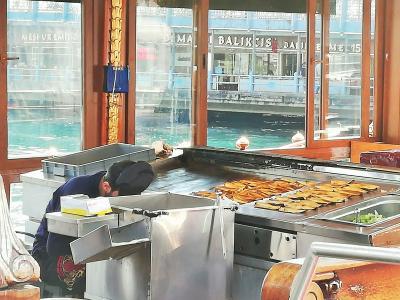 トルコ旅行 食事 & お土産物編