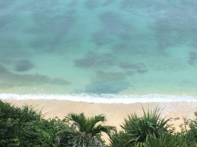 VILLA SIESTA(ヴィラシエスタ)に宿泊し、梅雨真っ只中の沖縄を堪能