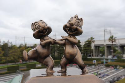 2019 GW 平成~令和の10連休に東京へ ③ ディズニーランドホテルをチラ見~アメ横 浅草 スカイツリー