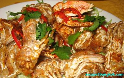 香港おすすめ海鮮:西貢『全記海鮮菜館』生簀で好きな海鮮を選んでね!