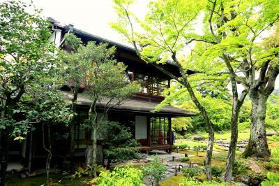 GW京都★のんびり滞在 3日目☆喫茶チロル~お茶にチョコレートに和菓子に♪無鄰菴で過ごす午後のひととき 編