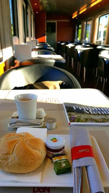 【1等車・鉄道の旅】イタリア・ピサからドイツ・ミュンヘンへ