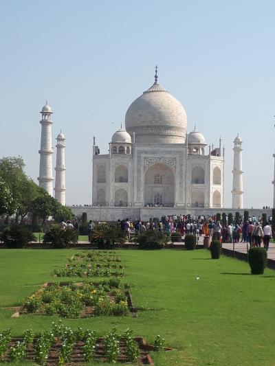 酷暑だけど大満喫インド
