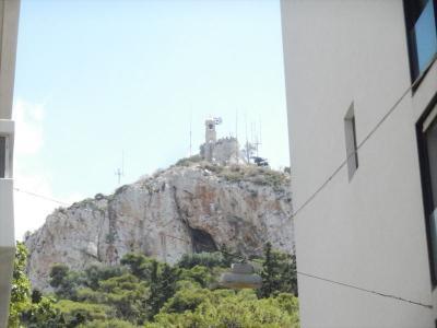 アテネ ホテルからリカヴィトスの丘へ