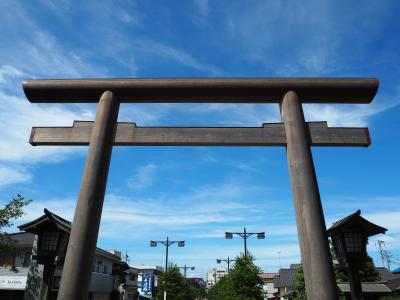 銚子&東国三社巡り