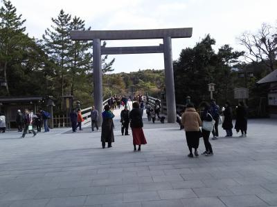 平成最後の伊勢神宮参拝と古都奈良を訪ねる