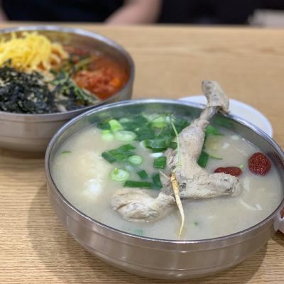 【韓国】アツいからこそ栄養補給!大邱夏グルメまとめ