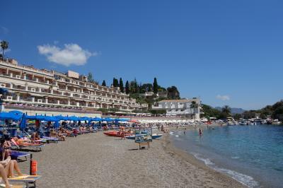 2019年イタリア シチリア島の旅 10日間 絶景のタオルミーナ