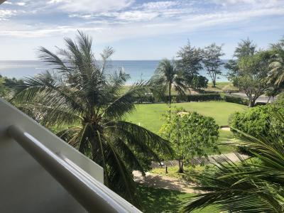 子連れでプーケット旅行6日間 2日目の2  カロンビーチのヒルトン・プーケットアルカディア