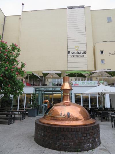 心の安らぎ旅行(2019年 5月 Stuttgart シュツットガルト Part1 Brauhaus ビール醸造所♪)