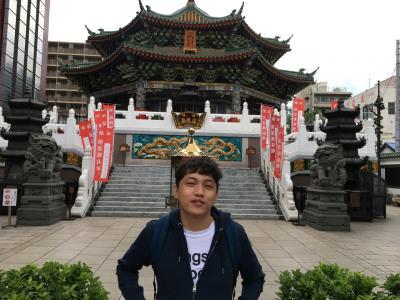 今年も来日したお客さんと中華街に行きました。