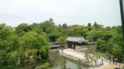 高知さるく  高知城にも行って来たぜよ!!