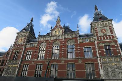 やっぱり最高!!! 平成から令和へ ベルギー&オランダの旅 アムステルダム編