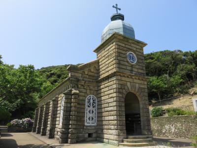 二度目の五島旅行! ―上五島(中通島・若松島・頭ヶ島)&奈留島で教会巡り、それとグルメ旅!―
