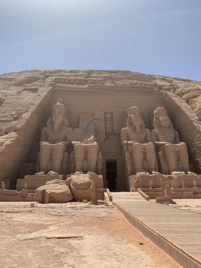 エジプト  5泊8日ツアーの旅 4日目