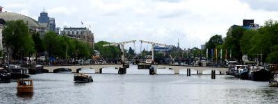 アムステルダム(と幻のブリュッセル)
